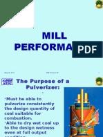 Mill Performance