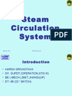 Steam Circulation System