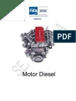 Motor Diesel - SENAI