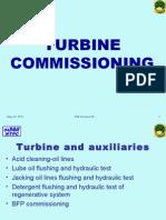 Turbine & Aux Commsg
