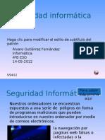 Seguridad informatica Varo