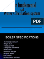 Boiler Fundamental & Water Circulation System Mdified