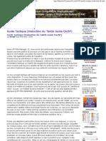 Guide Tactique (Traduction Du Taktik Guide EA_BF)