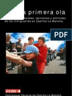 Inmigración en Castilla-La Mancha (2006)