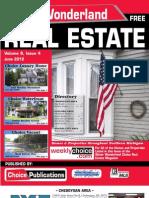 Real Estate - June, 2012
