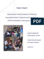 HWTS Report