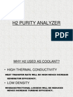 h2 Purity Analyzer