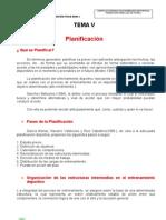 Tema V - Planificación.pdf