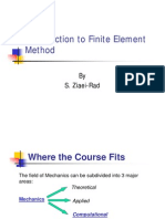 01-Introduction to Finite Element Method