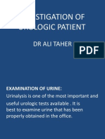 Investigation of Urologic Patient 12222