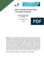 Automação e Controle em uma MicroCervejaria