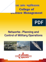 Network for Planning and Control of Military Operations