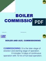 Boiler Commissioning Presentation