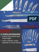 Surgical Instrumentation - R. ILADO