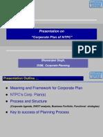 Corporate Plan-ET Oct08