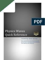 physics - igcse - Waves