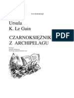 Ursula k. Le Guin - Czarnoksieznik z Archipelagu