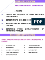 Day-3 Session 1 Ndt Introduction + Ut + Rt to Pmi Final