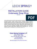 SW Underwater Manual