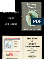 Johnny Town-Mouse, Beatrix Potter, AutoPlay