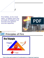 1. Fire Safety