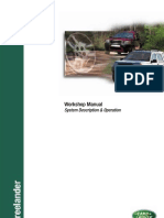 Freelander Workshop Manual (2001+)