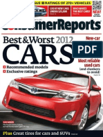 consumer reports buying guide 2012 auto reliability rh scribd com consumer reports buying guide 2017 consumer reports buying guide 2010