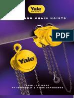 Yale Trolley Hoist