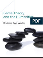 Game Theory and Humanities