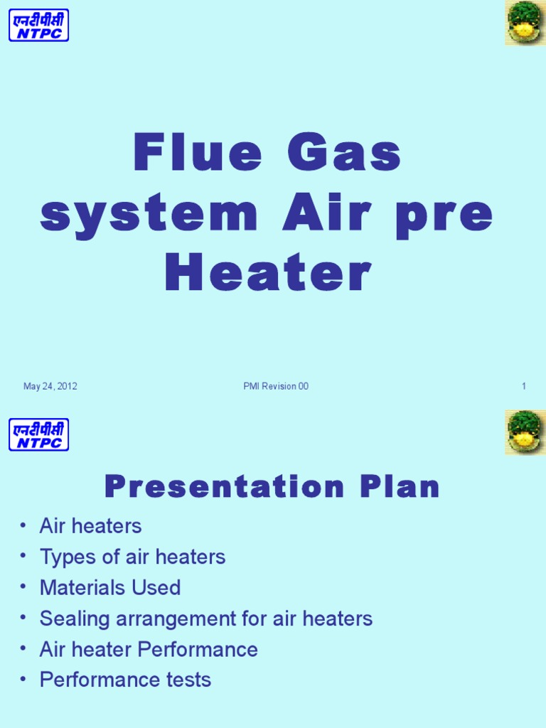 Flue Gas System | Combustion | Thermodynamics