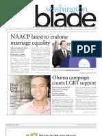 Washingtonblade.com - Volume 43, Issue 21 - May 25, 2012