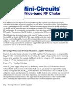 RF choke