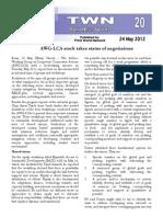 Third World Network – Bonn Update #20