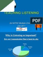Teaching Listening 19-07