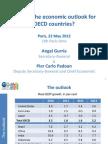OECD 2012 Outlook