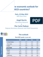 OECD 2012 Outlook
