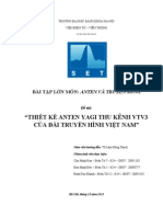 Bao Cao Anten & Truyen Song