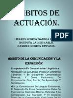 AMBITOS DE Actuación EQUIPO 5