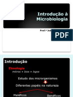Introducao a Microbiologia