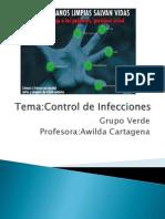 Proyecto Control de Infecciones en Power