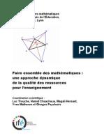 Actes Des Journees Mathematiques de Life