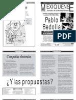 Versión impresa del periódico El mexiquense 24 mayo 2012