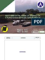 Guia Ambiental Para La Operacion y Funcionamiento de Aeropuertos