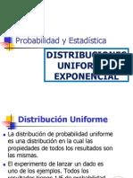 Url Pe1c12 Clase 26 Distribuciones Uniforme y Exponencial