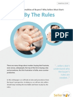 Sellers Must Play By The Buyer's Rules