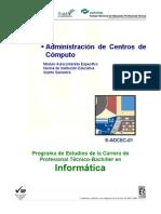 Admin is Trac Ion de Centro de Computo