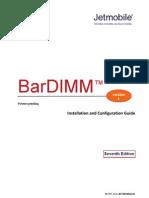 BarDIMM-5_AdminGuide_v7