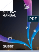 Qubee Bill Pay Manual