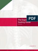 Ergonomic Seating Guide