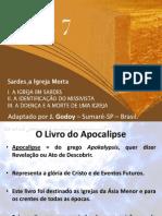 LIÇÃO 7 - SARDES (ADAPTADO)